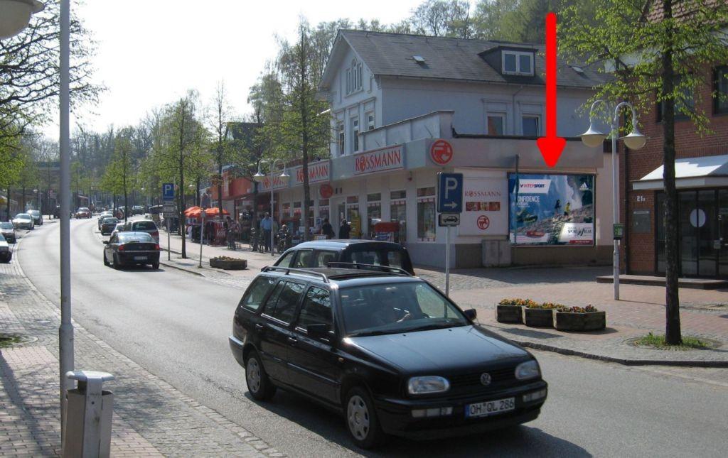 Bahnhofstr. 19. Kloppenburg. Fußgängerzone