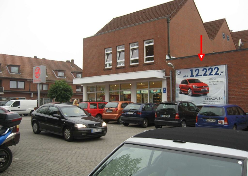 Mattenburger Str. 26. bel.. Rossmann