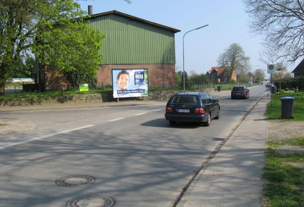 Klein Flintbeker Str. / Burkamp