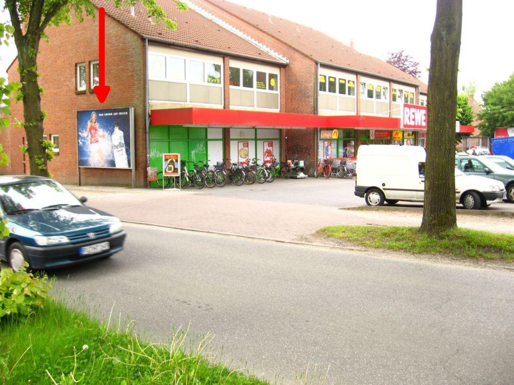 Lindenweg 2. REWE. Si. Str.. r.T.