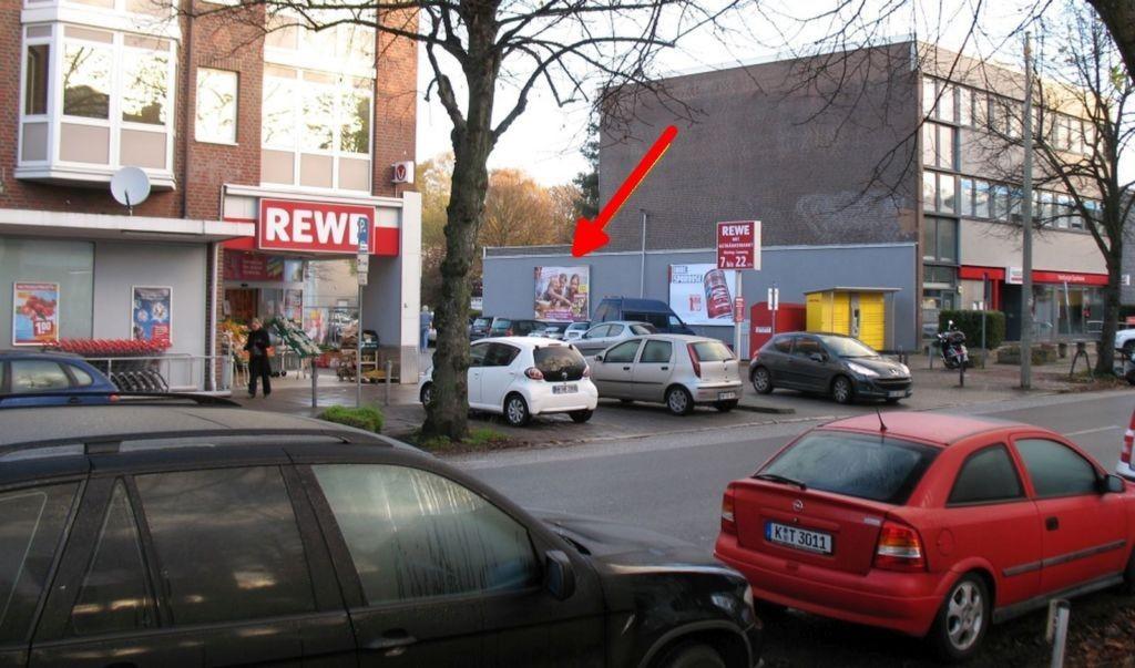 Alsterdorfer Str. 255. Rewe PP l.T.