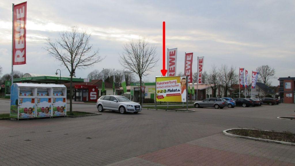 Mönkeberg 4. REWE. Si Markteinfahrtstr.