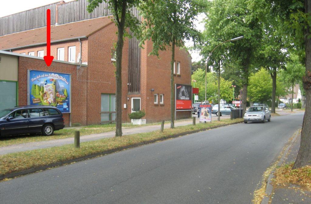 Lindenweg 2. REWE. Si. Str.. mittl.T.