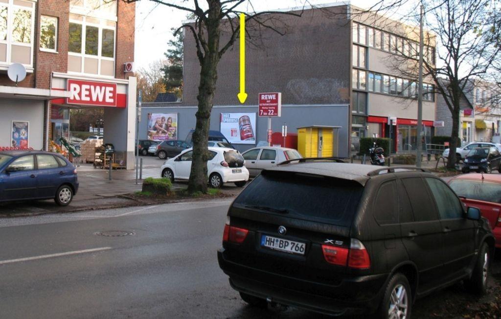 Alsterdorfer Str. 255. Rewe PP r.T.