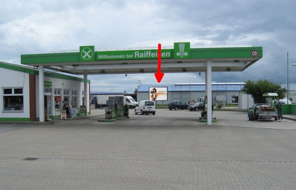 Borgwardring 2-4. Si.Tankstelle