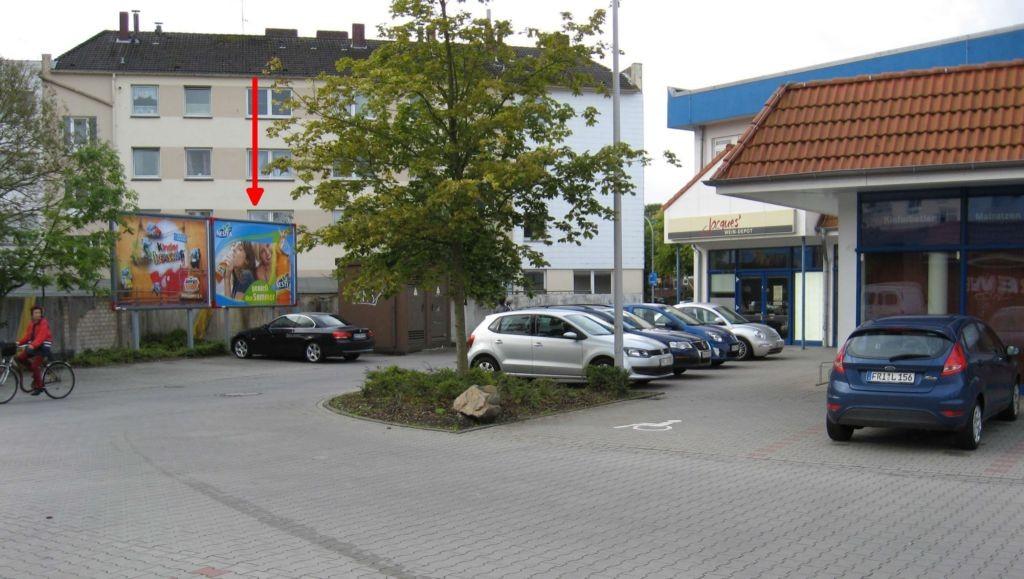 Mühlenweg 146. Rewe. r.T.