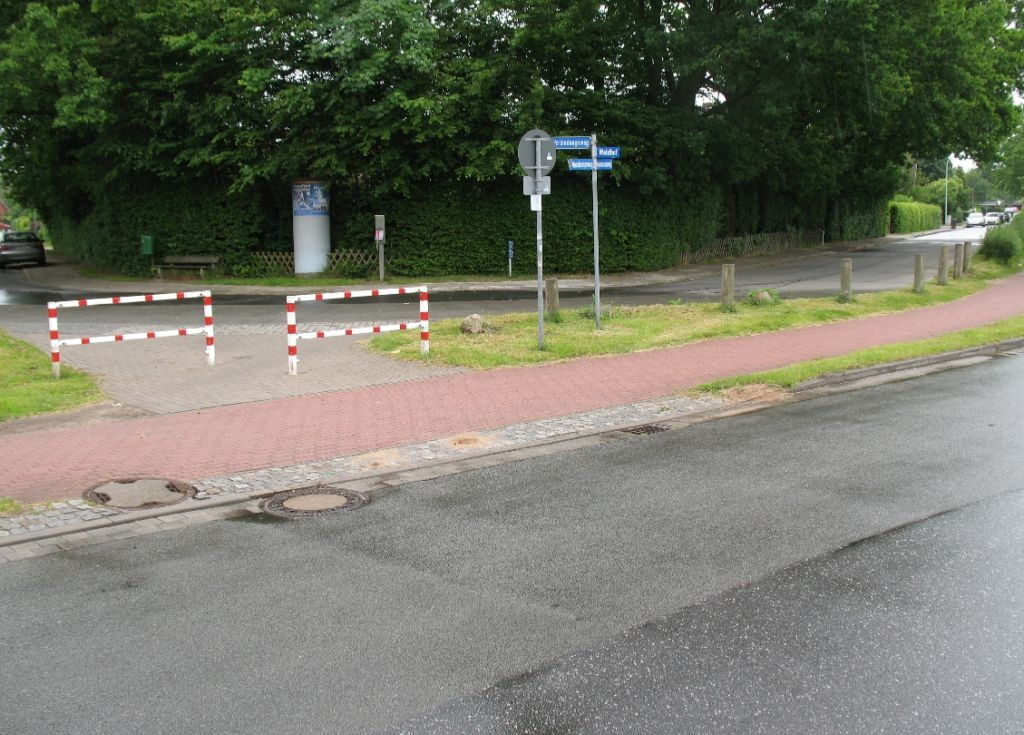 Verbindungsweg gg Nr. 1