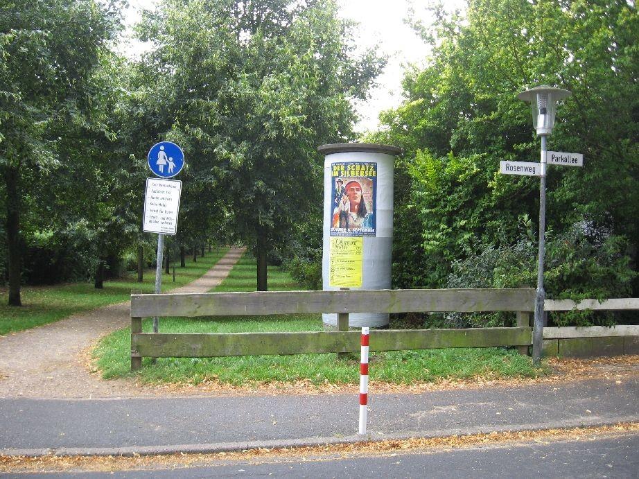 Parkallee / Rosenweg