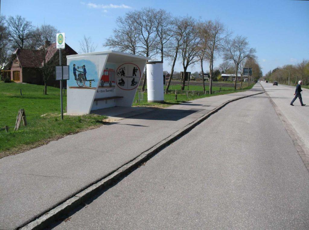 B 431. Busstop