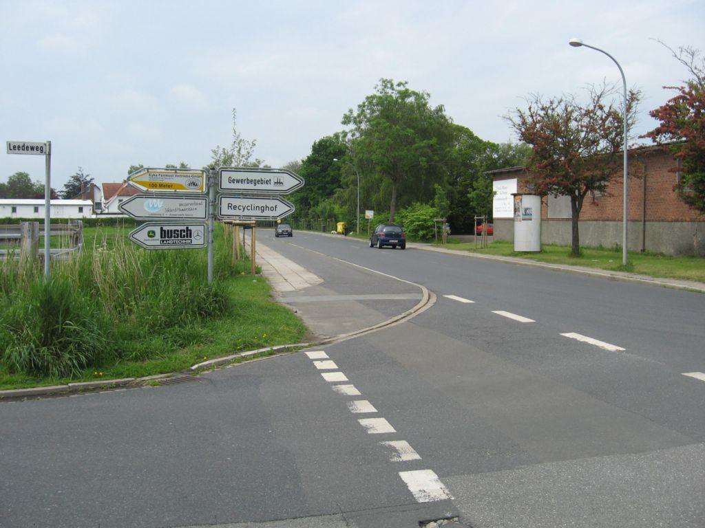 St. Michaelisdonner Str./ Alter Kirchweg
