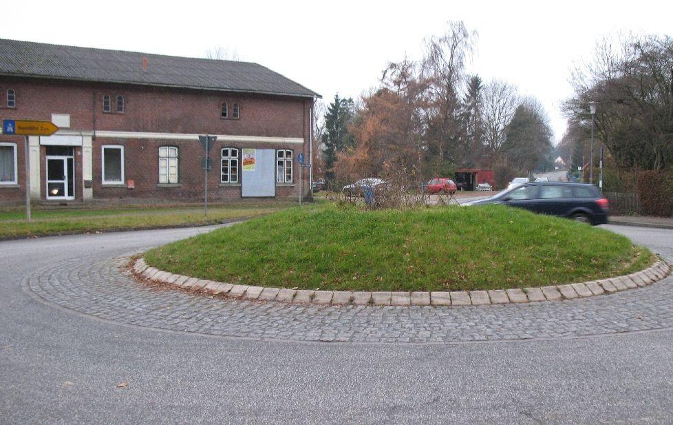OT Hamdorf. Gasthof