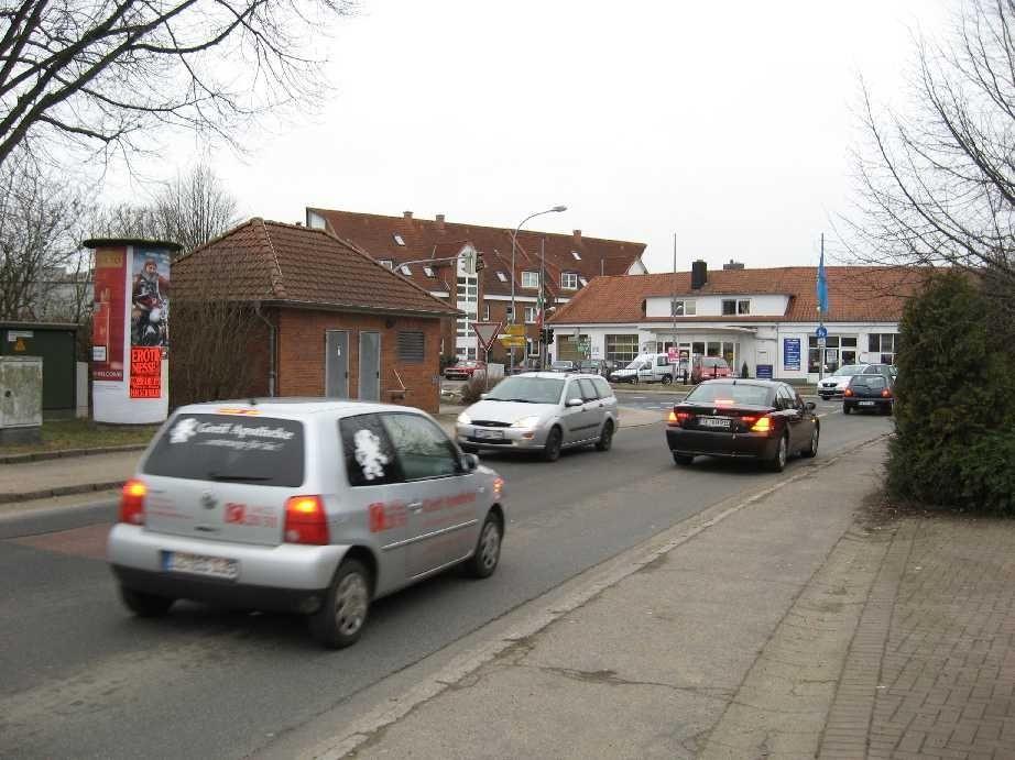 Friedrichstr. / Vorbrückerstr.