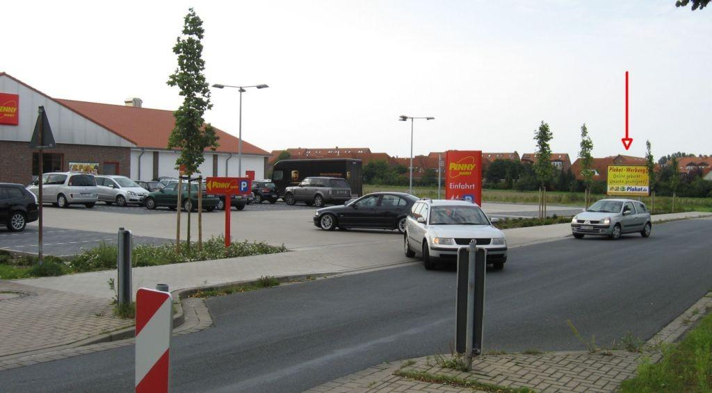 Mönkeburgstr. 98. PY. Sicht Markt