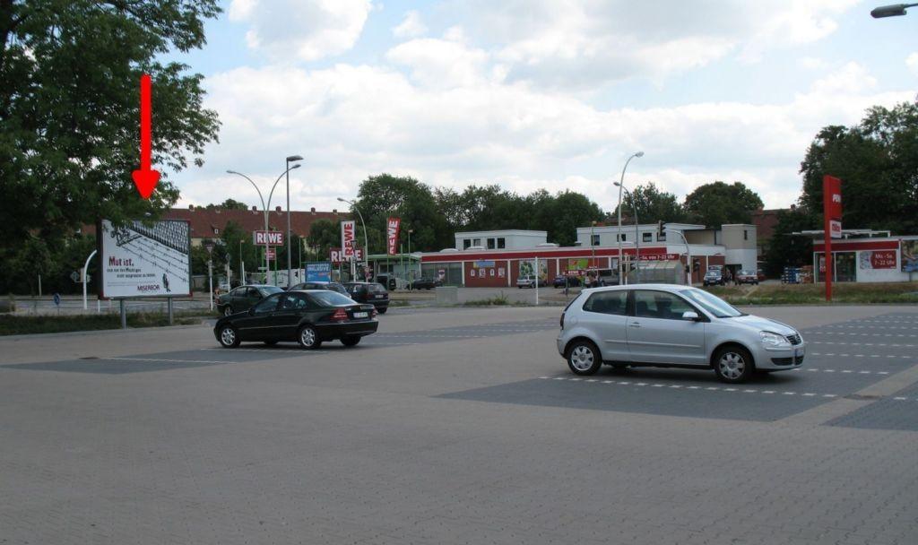 Reppnersche Str. 1. PY. Sicht Markt