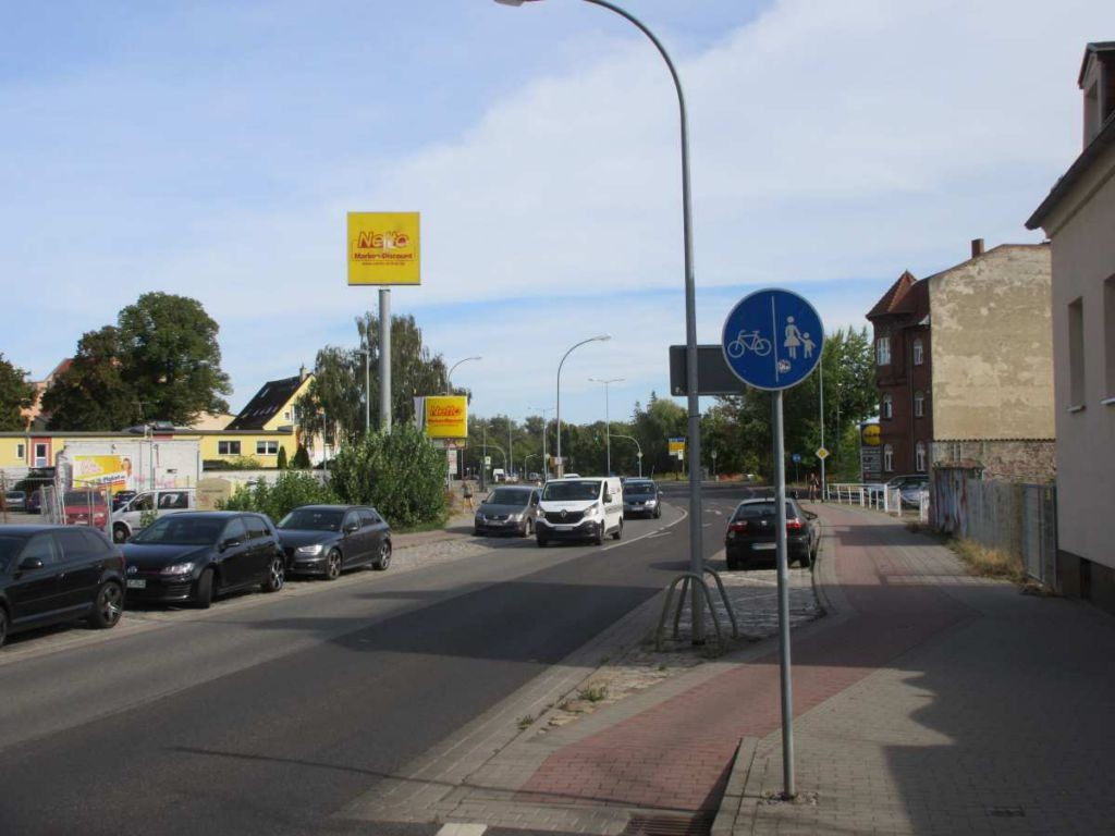 Potsdamer Str. 16. NETTO
