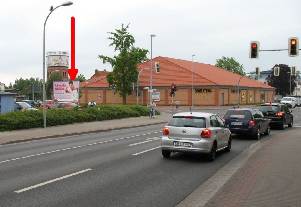 Vor dem Lüchower Tor 21. Netto. Si. Markt