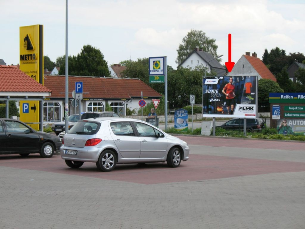 Bürgermeister-Steenbock-Str. 2. NETTO. Si. Markt