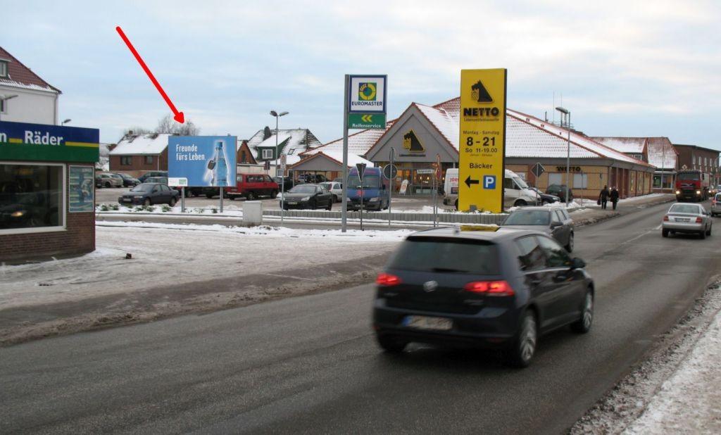 Bürgermeister-Steenbock-Str. 2. NETTO. Si. Str.