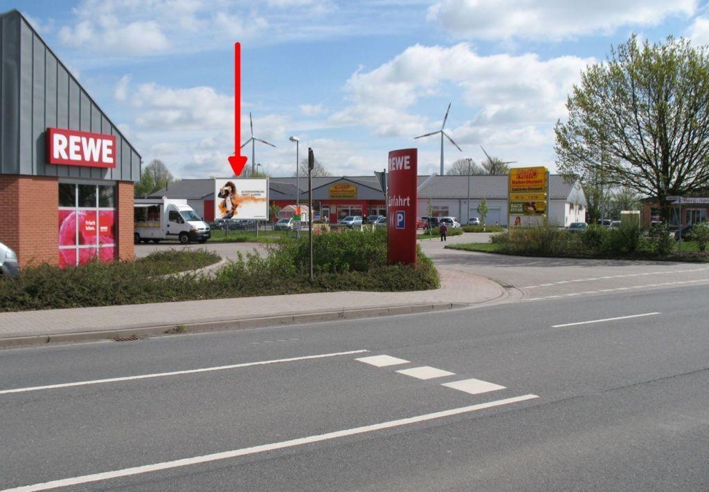 Osterfeld 1. Zufahrt Si. REWE