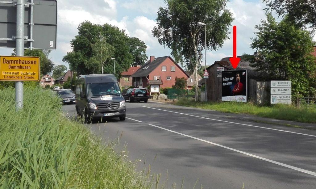 Dammhauser Str. 4; Ortseingang