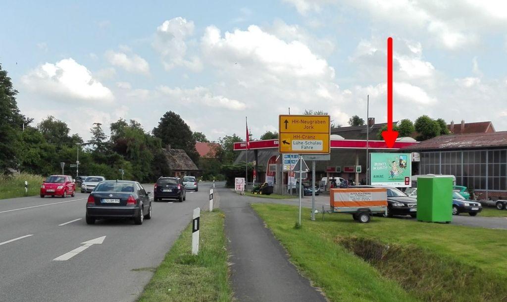 Elbdeich - Huttfleth 61. Si Str.