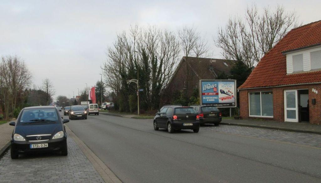 Obstmarschenweg 268. quer re.