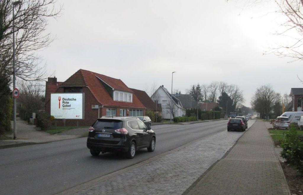 Obstmarschenweg 268. quer li.