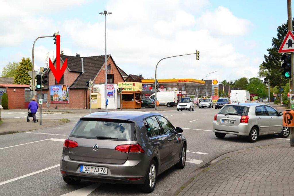 Norderstedter Str. 13. Wilstedter Str.
