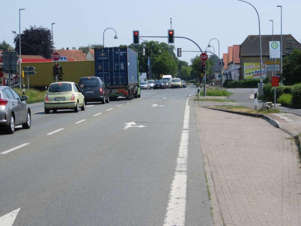 Breite Straße 199. Si. Kreuzung
