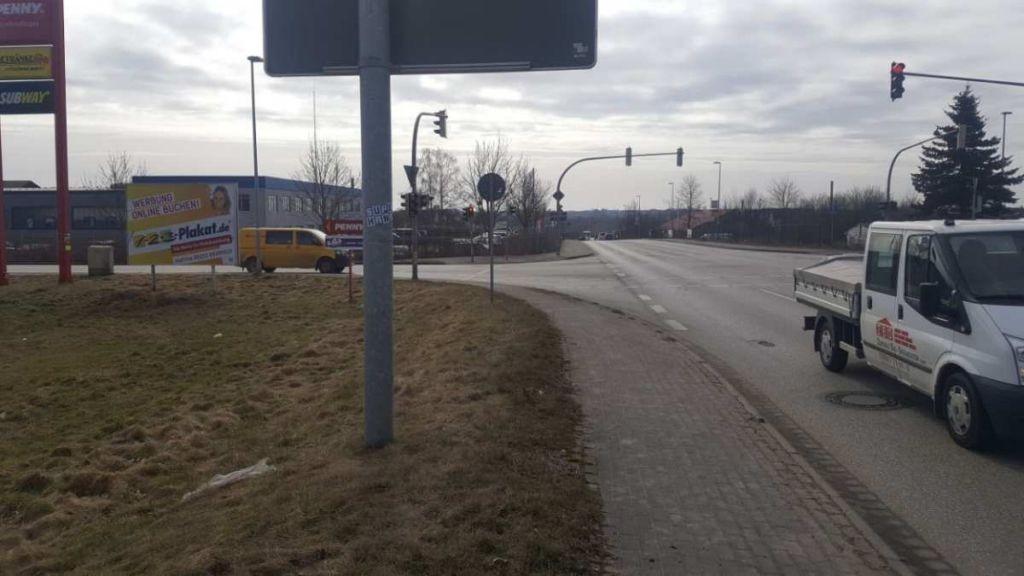 B 105/ Grüner Weg. We.li.