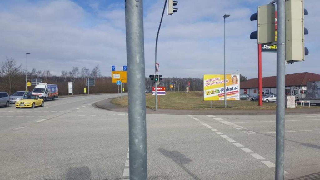B 105/ Grüner Weg. We.re.