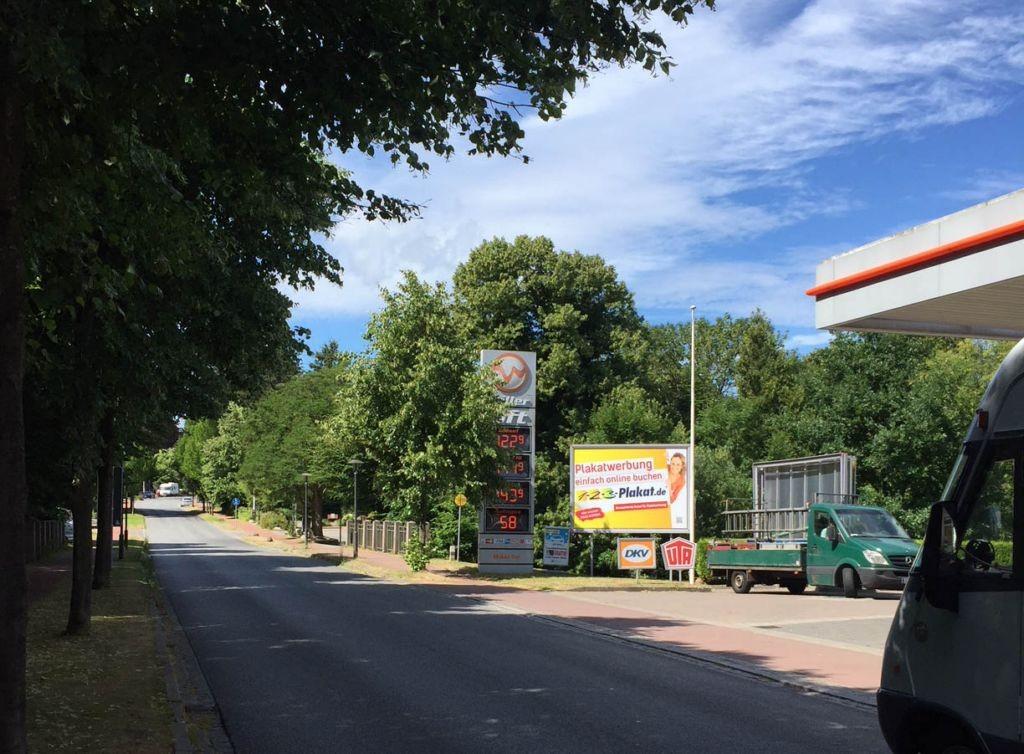 Bundesstraße Hausnr. 76