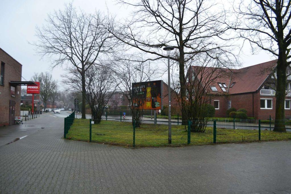 Rubensstraße Sicht Markt Kreuzung Am Roggenkamp 188