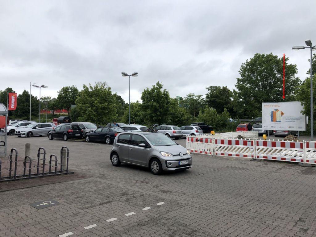 Hamburger Ring 6. Sicht Markt