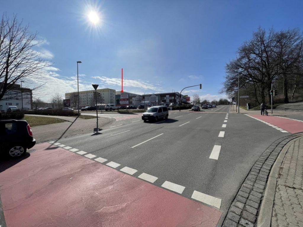 Philipp-Müller-Str. 44. REWE Sicht Straße