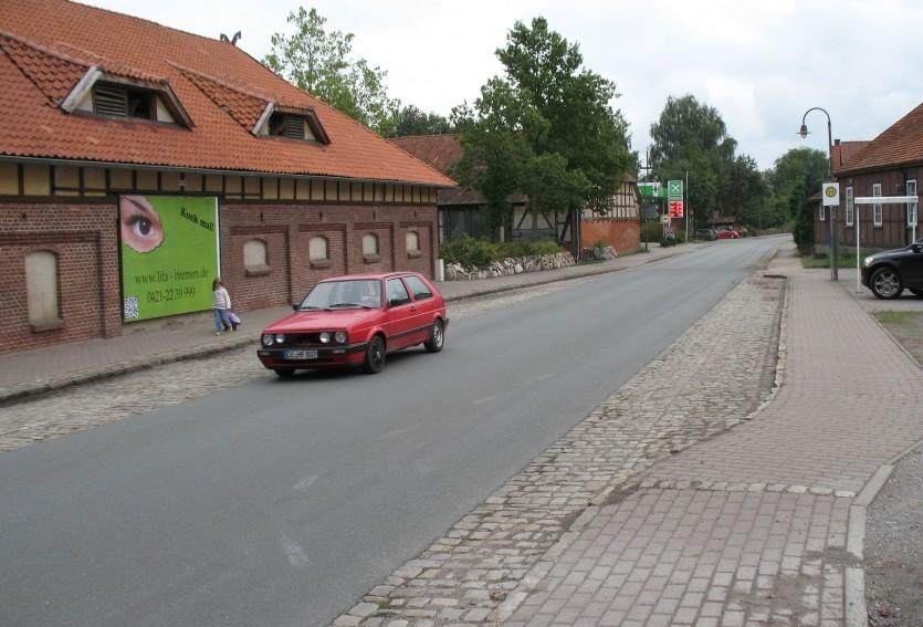 Dorfstr.. geg. Hs. Nr. 36. Gasthof