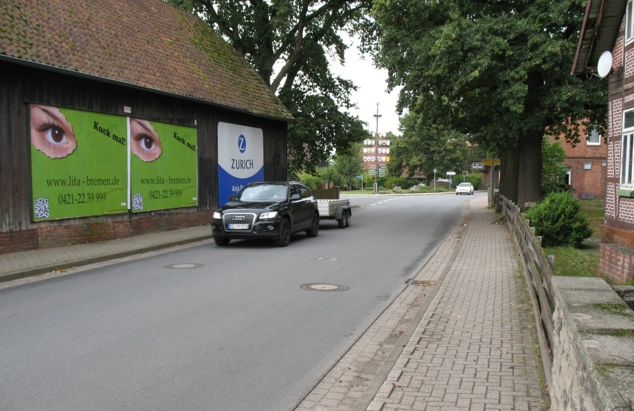 Hauptstr. 42/ Bahnhofstr.. Tf 1