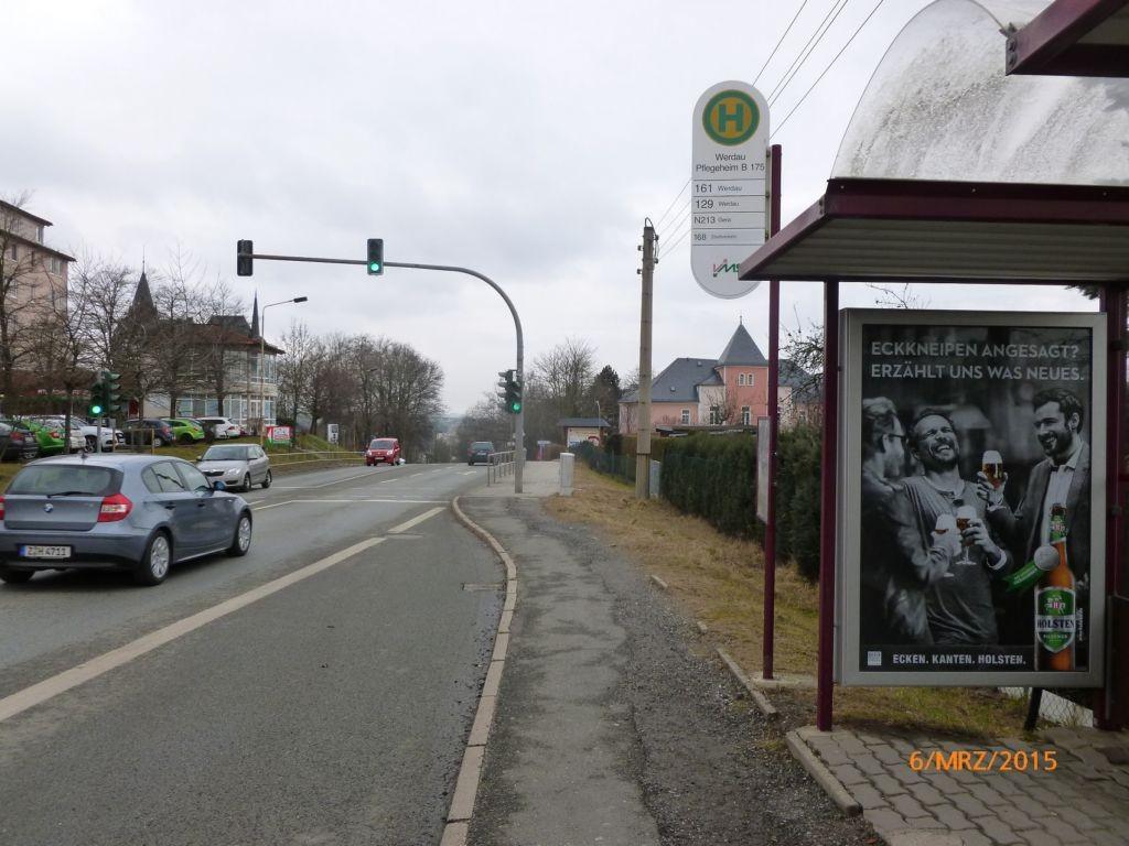 Zwickauer Str 54 Hst Werdau Pflegheim ew (IL)