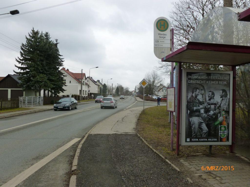 Zwickauer Str/Hst Sorge ew (IL)