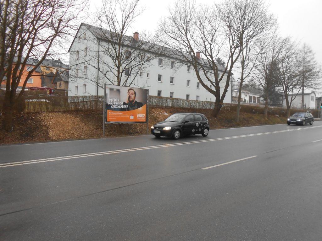 Auer Str./B101 Ortseingang Ri.  Aue