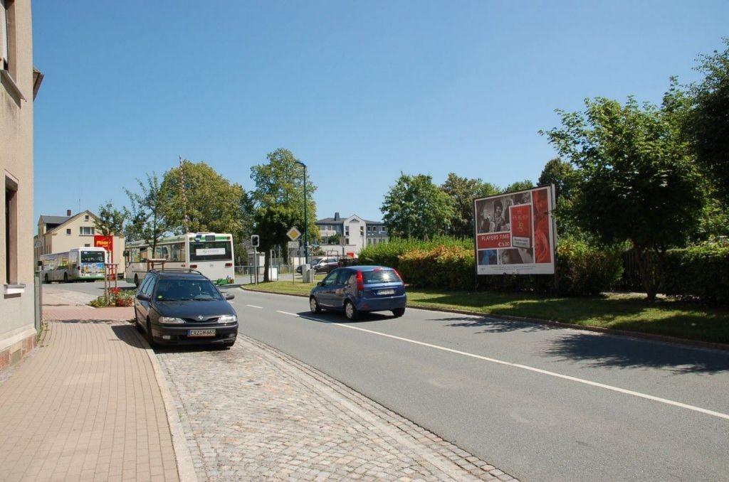 Bahnhofstr.  33/Deutschlandschachtstr.