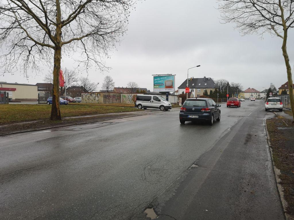 Bürgerschachtstr. Nh. Reuterweg We. li. CS
