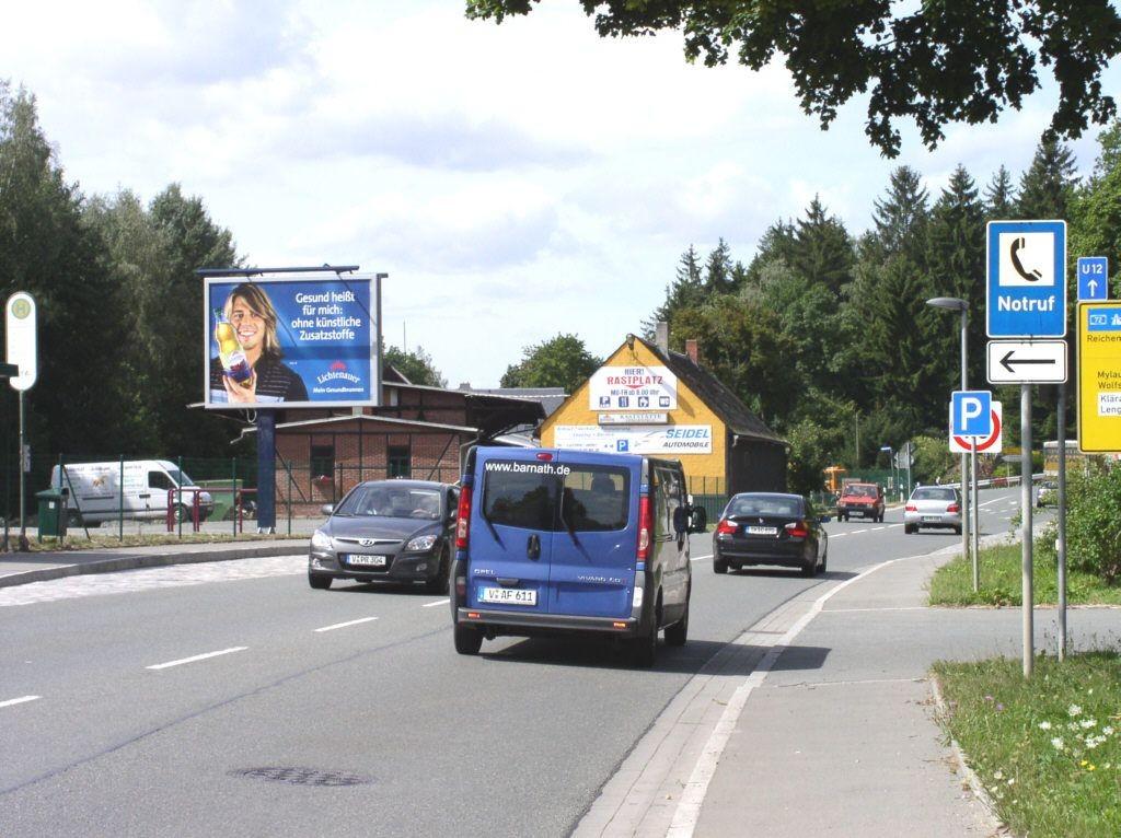 Reichenbacher Str. B94 Göltzschtalstr./We.li. CS