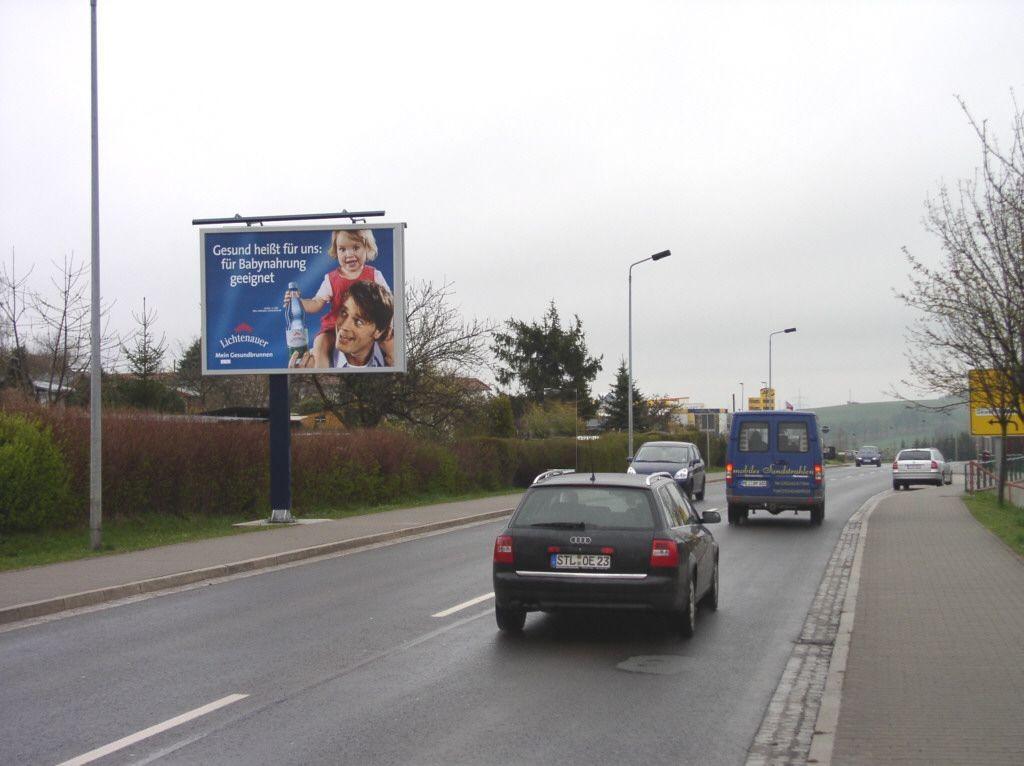 Schillerstr.  52 Nh. Zu den Teichen B169/We.li. CS