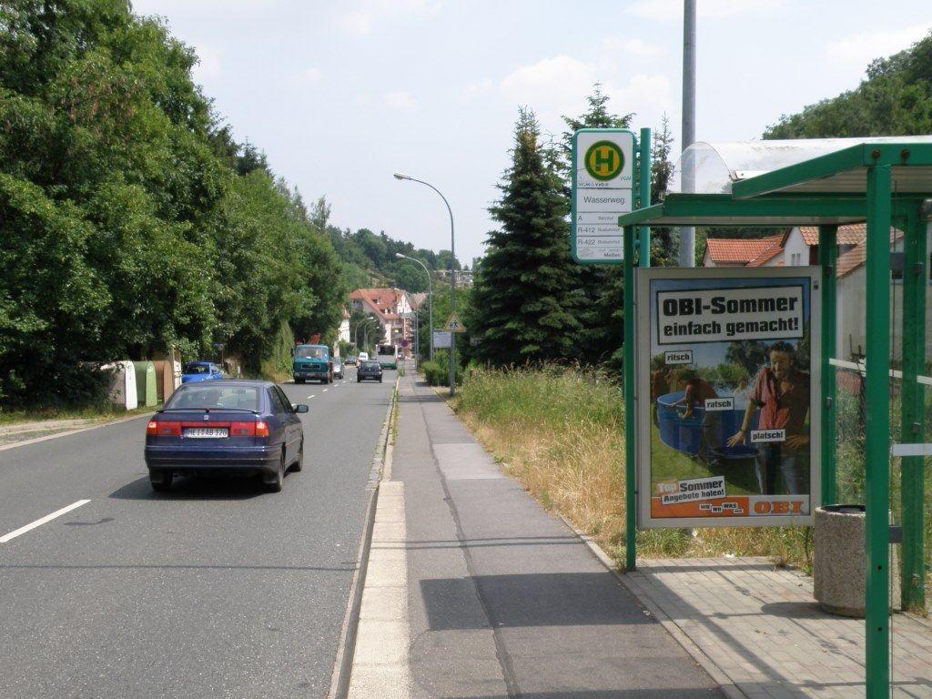 Rauentalstr.  77/Wasserweg/We.re.