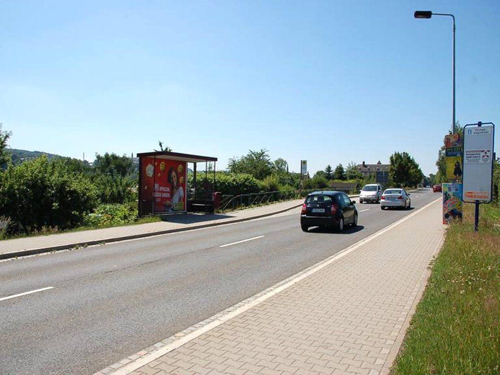 Schillerstr. geg. Tankstelle/HST