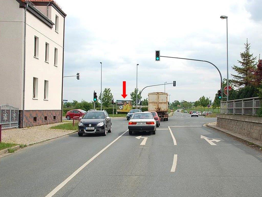 Plauener Str./B173/Kohlenstr.