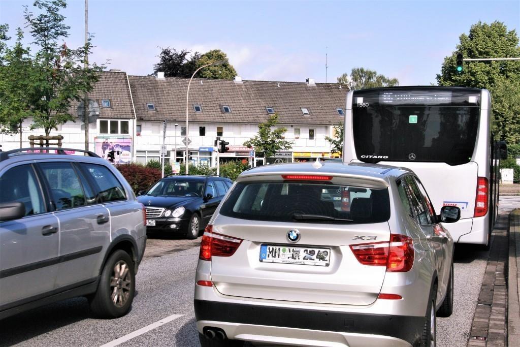 Kiebitzweg 39 - 43 Vorderfront