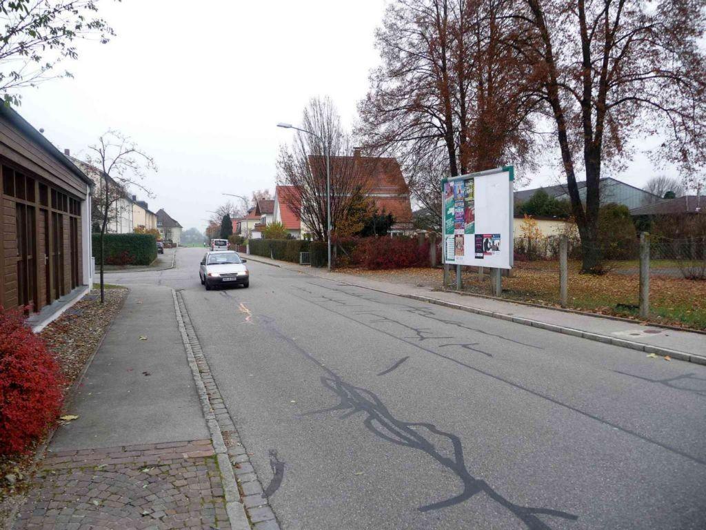 Hillmannstraße gg. / Dr.-Thyroff-Straße