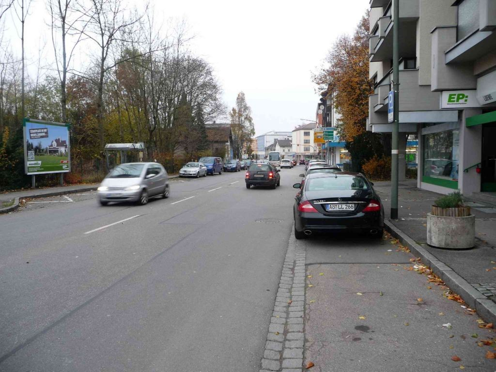 Chiemgaustraße, Bush. gg. 9 / Estererstr. gg. Elektro Maier